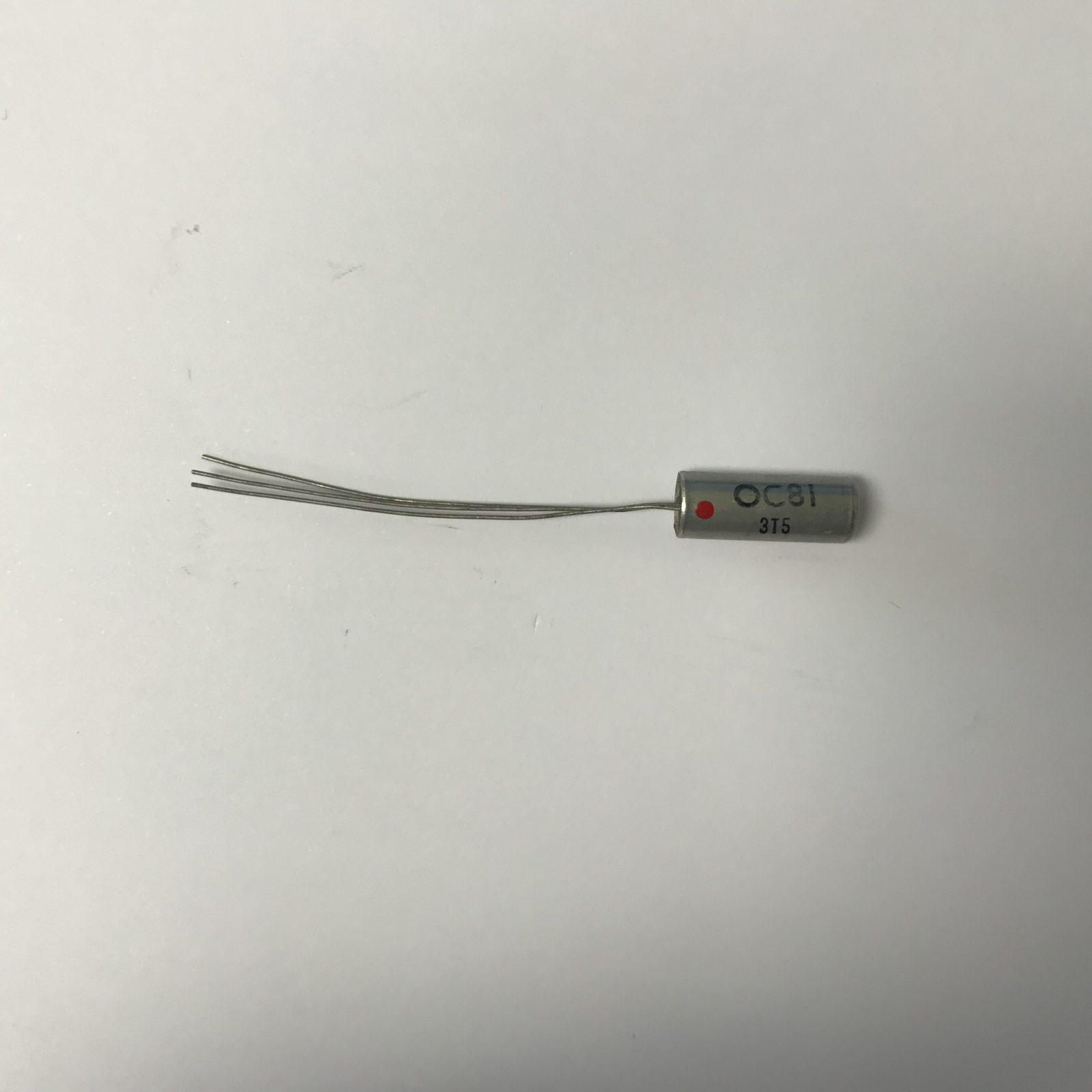 OC81                          Vintage Transistor