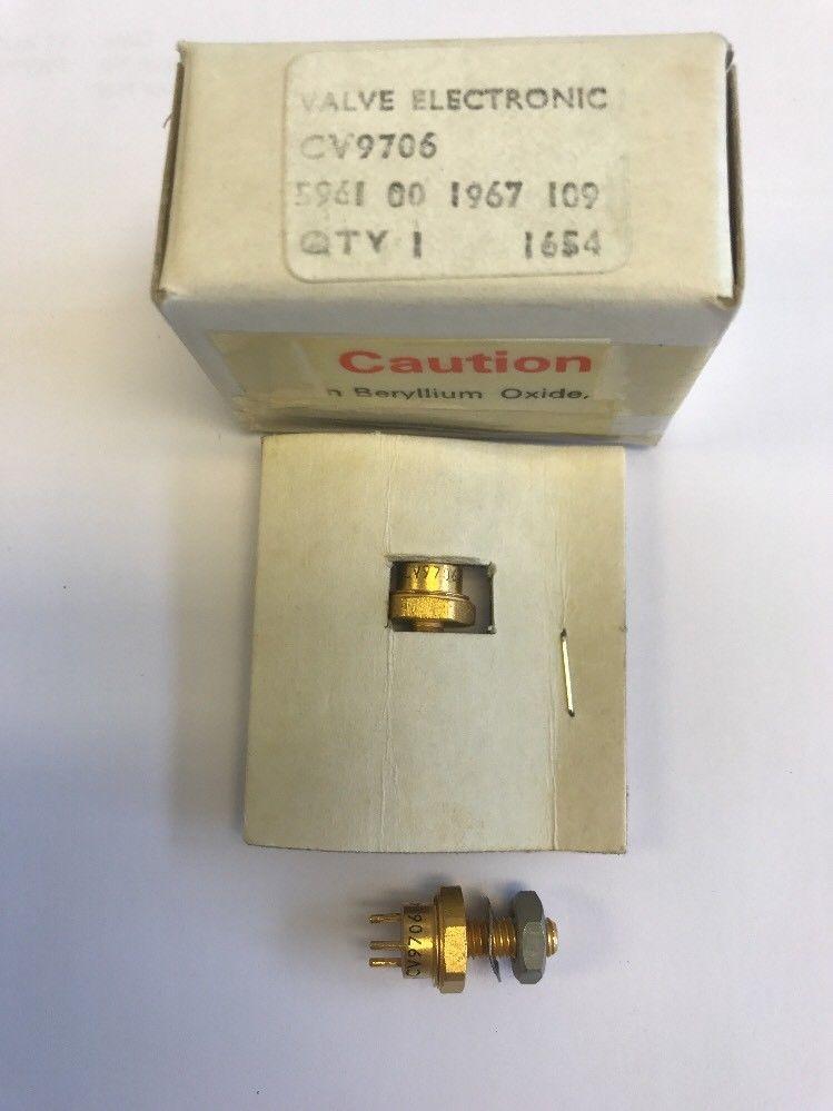 2N3375 CV9706 TEXAS militar Spec Nuevo en Original paquetes de transistor de potencia RF