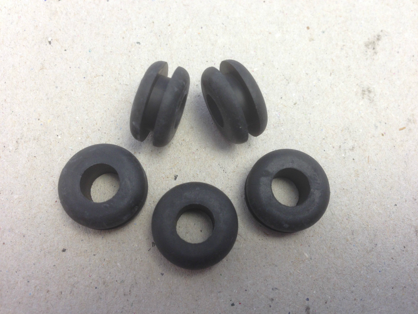 Rubber Grommet Open For Cable Hole 6mm 10mm Chassis Hole X