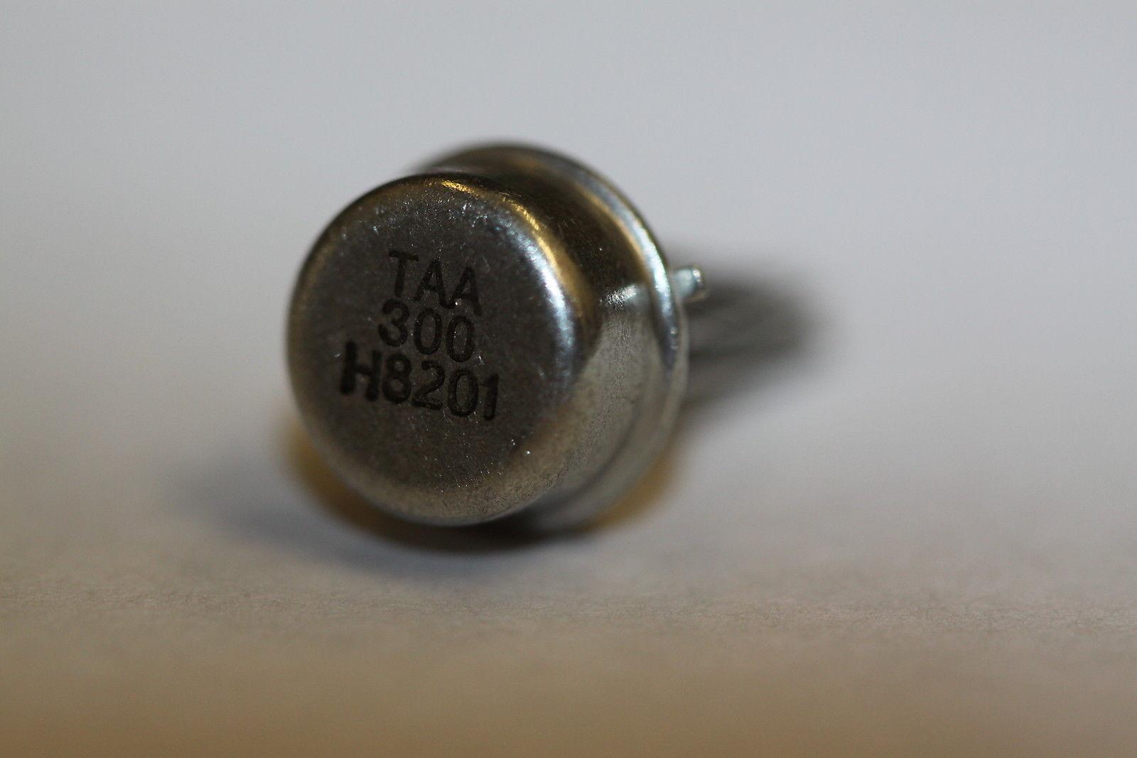 TAA300 INTEGRATED CIRCUIT